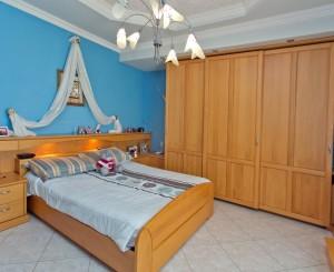 Bedroom in Solid Steamed Beech